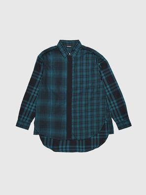 CGARZ, Blau/Schwarz - Hemden