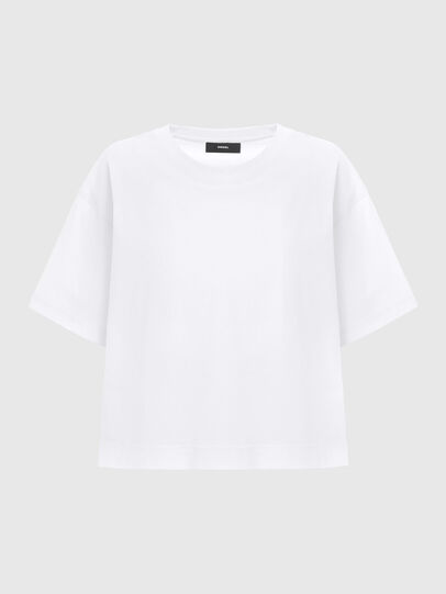 Diesel - T-BOWLESS, Weiß - T-Shirts - Image 5
