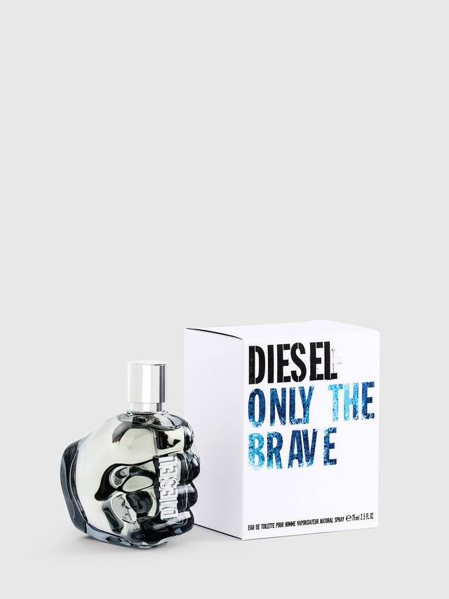 Diesel - ONLY THE BRAVE 75ML , Hellblau - Only The Brave - Image 1