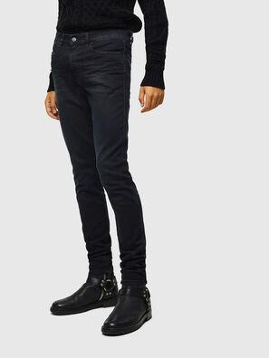 D-Reeft JoggJeans 069KJ, Schwarz/Dunkelgrau - Jeans