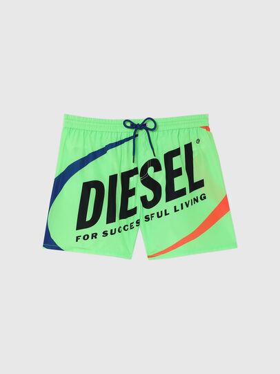 Diesel - BMBX-WAVE 2.017, Grün - Badeshorts - Image 4