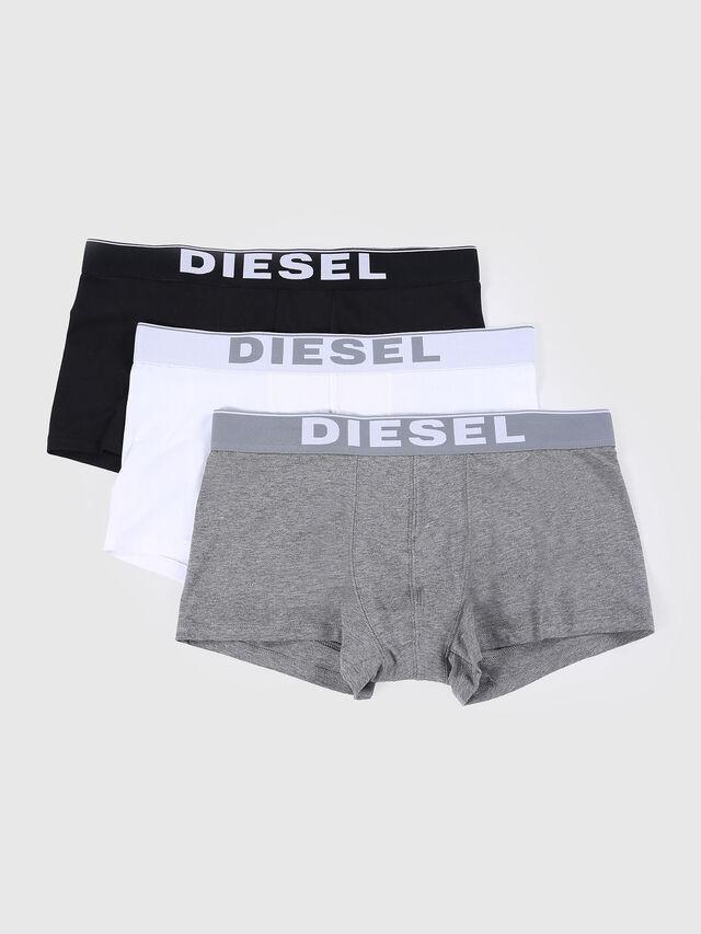 Diesel UMBX-KORYTHREEPACK, Weiß/Schwarz - Boxershorts - Image 1