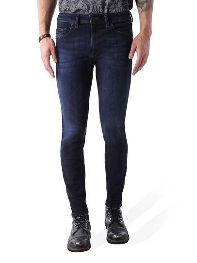Diesel - Stickker 0845I,  - Jeans - Image 1