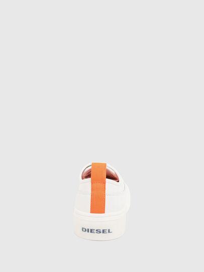 Diesel - S-VANEELA LOW, Weiß/Orange - Sneakers - Image 4