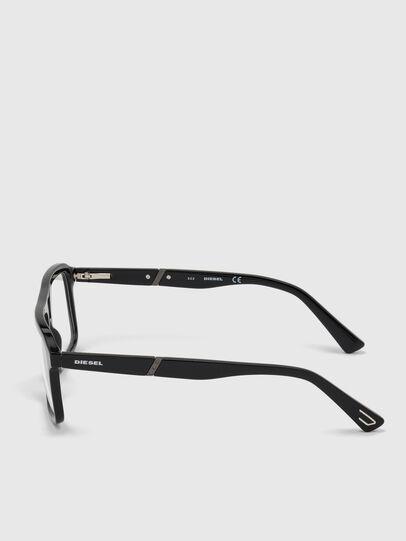 Diesel - DL5370, Schwarz - Korrekturbrille - Image 3