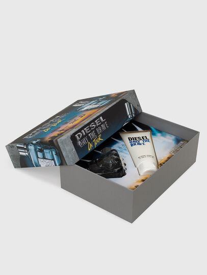 Diesel - ONLY THE BRAVE 50 ML GIFT SET, Azurblau - Only The Brave - Image 2