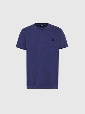 T-DIEGOS-K31, Blau - T-Shirts