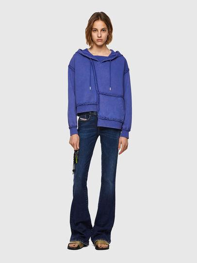 Diesel - F-MIKKY, Violett - Sweatshirts - Image 5