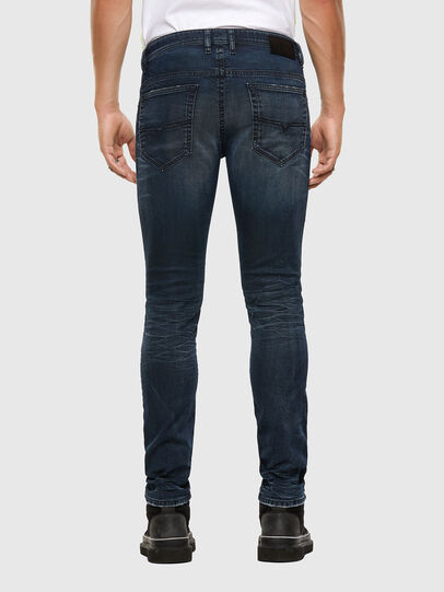 Diesel - Thommer JoggJeans® 069NT, Dunkelblau - Jeans - Image 2