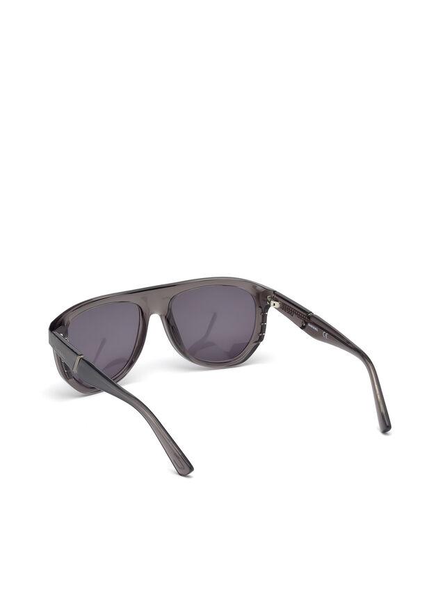 Diesel - DL0255, Grau - Sonnenbrille - Image 2