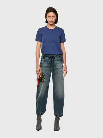 Diesel - Krailey JoggJeans® 069YG, Mittelblau - Jeans - Image 6