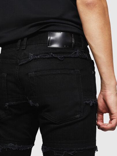 Diesel - TYPE-2813-X, Schwarz - Jeans - Image 3