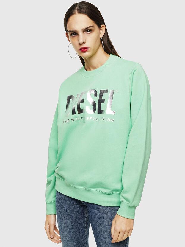 F-ANG, Grün - Sweatshirts