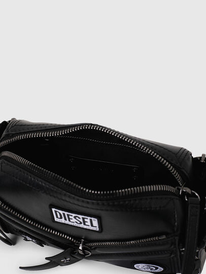 Diesel - LE-ZIPPER CROSSBODY,  - Schultertaschen - Image 4