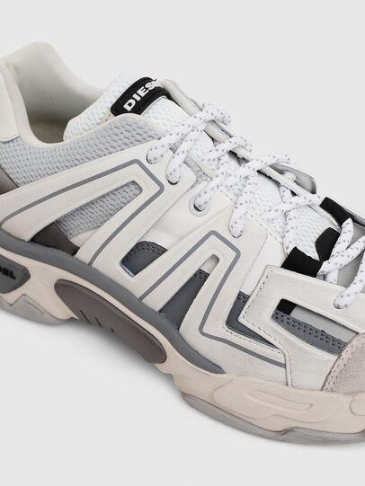 Diesel - S-KIPPER LOW TREK, Weiß/Grau - Sneakers - Image 6