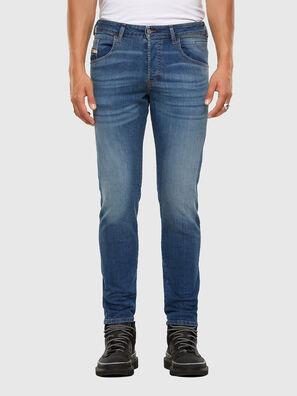 D-Bazer 009DB, Mittelblau - Jeans