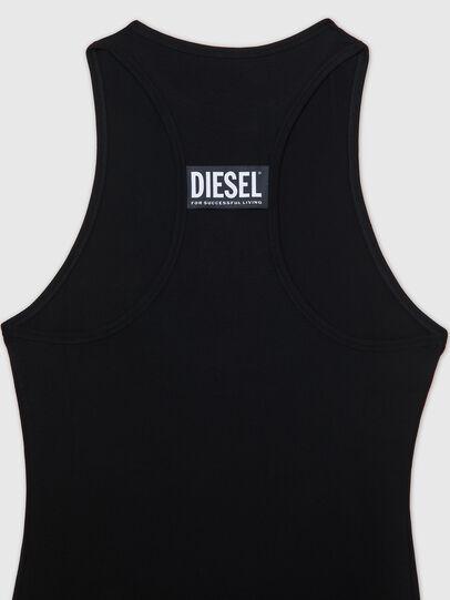 Diesel - UFTK-TANKNEE, Schwarz - Oberteile - Image 3