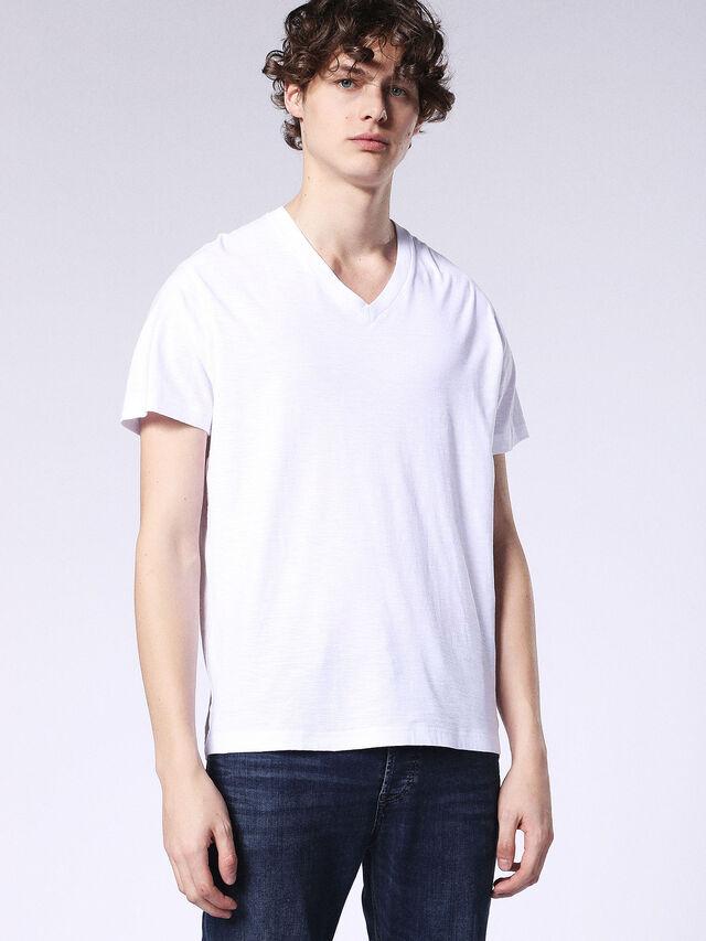 Diesel - T-RENE, Weiß - T-Shirts - Image 1