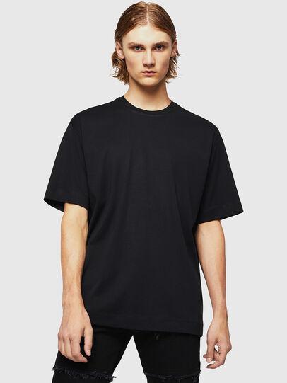 Diesel - TEORIALE-X3, Schwarz - T-Shirts - Image 1