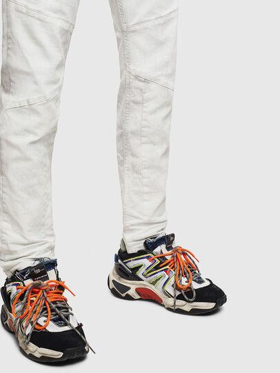 Diesel - D-Luhic JoggJeans 069LZ, Weiß - Jeans - Image 6