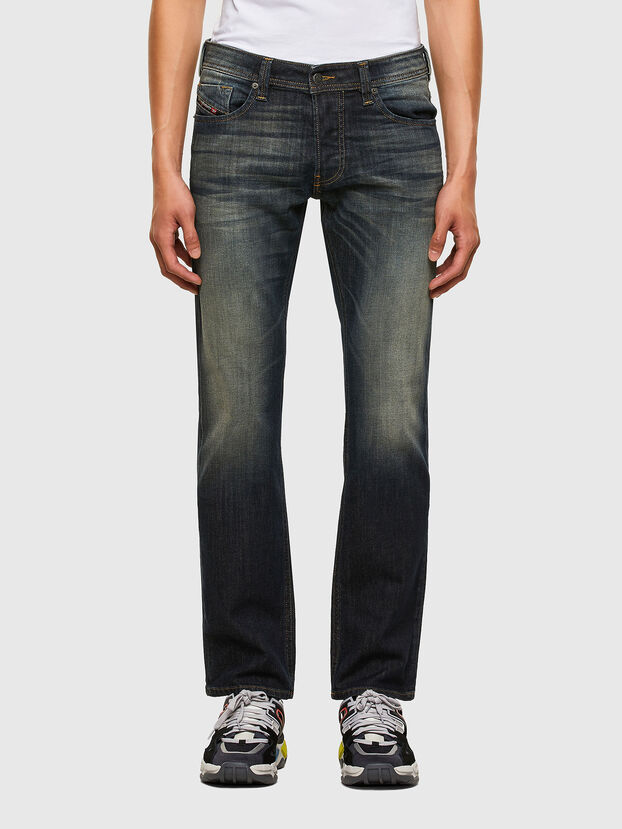 Larkee 009EP, Dunkelblau - Jeans