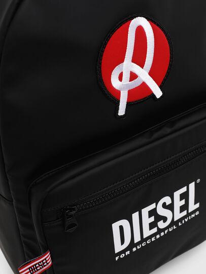 Diesel - LR-F-DISCOVER BACK N, Schwarz - Rucksäcke - Image 5