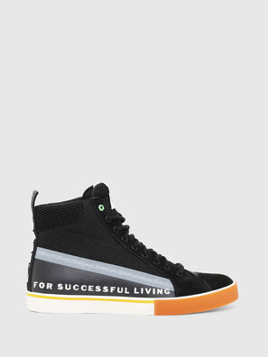 S-DVELOWS MID, Schwarz - Sneakers