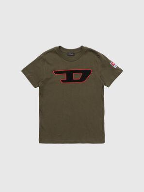 TJUSTDIVISION-D, Armeegrün - T-Shirts und Tops