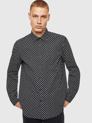 S-PENN-COPY, Schwarz - Hemden