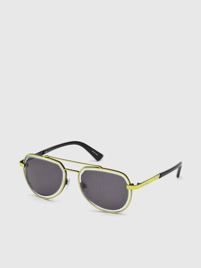 Diesel - DL0266, Gelb - Sonnenbrille - Image 2