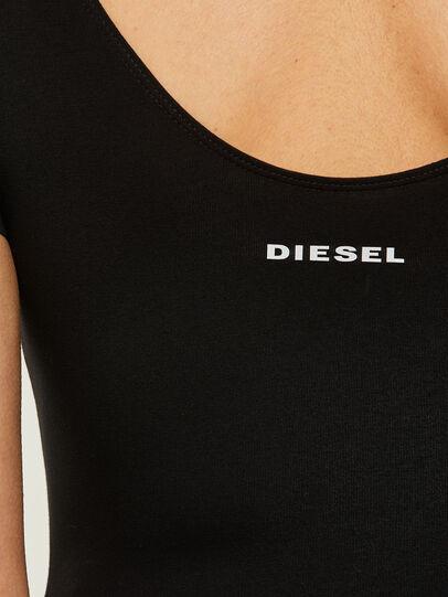Diesel - UFTK-BODY-SV, Schwarz - Bodys - Image 3