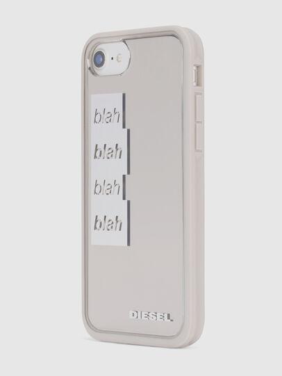 Diesel - BLAH BLAH BLAH IPHONE 8 PLUS/7 PLUS/6s PLUS/6 PLUS CASE, Weiß - Schutzhüllen - Image 5