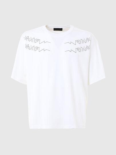 Diesel - T-AFNIO, Weiß - T-Shirts - Image 1
