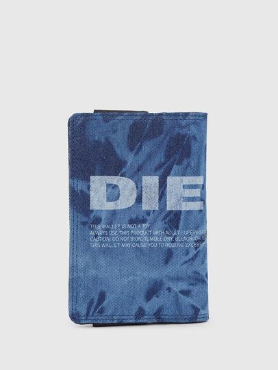 Diesel - ORGANIESEL, Blau - Kleine Portemonnaies - Image 2