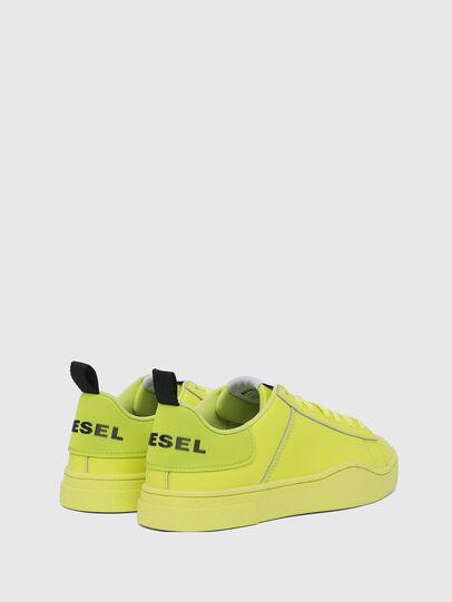 Diesel - S-CLEVER LOW LACE W, Neongelb - Sneakers - Image 3