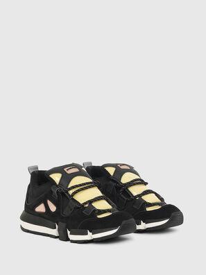 H-PADOLA SL W, Schwarz/Gelb - Sneakers