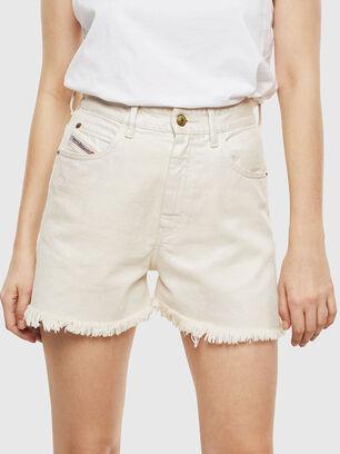 DE-EISELLE, Weiß - Kurze Hosen