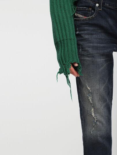 Diesel - Belthy Ankle 084YY, Dunkelblau - Jeans - Image 4