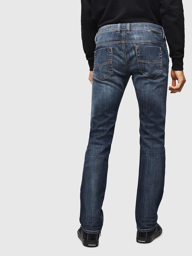 Diesel - Safado 0885K, Dunkelblau - Jeans - Image 2