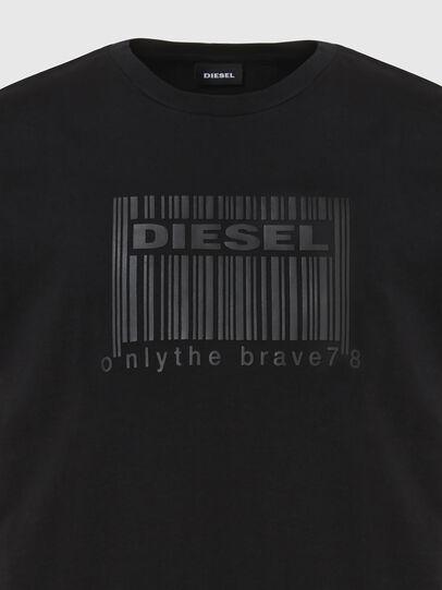 Diesel - T-DIEGOS-N35, Schwarz - T-Shirts - Image 3