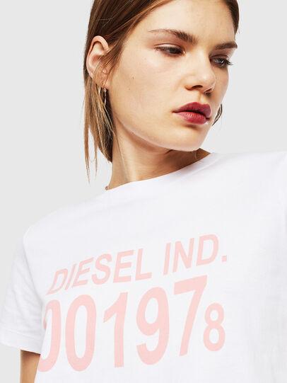 Diesel - T-SILY-001978, Weiß - T-Shirts - Image 3