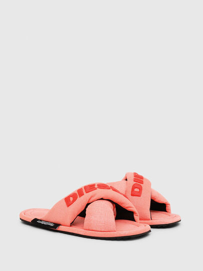 Diesel - SA-MERY X, Rosa - Pantoletten - Image 2