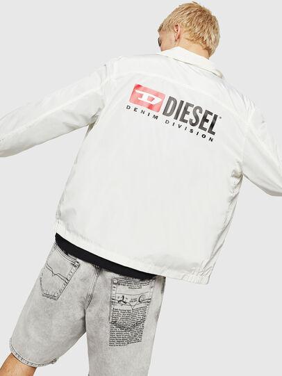 Diesel - J-ROMAN-P, Weiß - Jacken - Image 4
