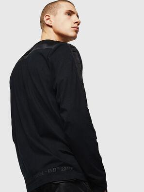 T-JUST-LS-BX3, Schwarz - T-Shirts