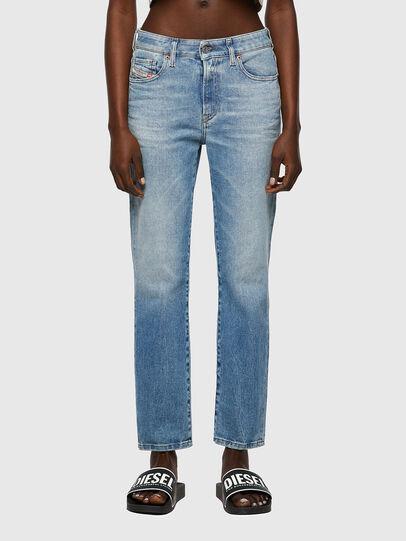 Diesel - D-Joy 09A07, Hellblau - Jeans - Image 1