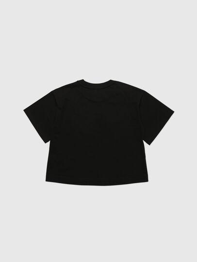 Diesel - TBOWLY, Schwarz - T-Shirts und Tops - Image 2