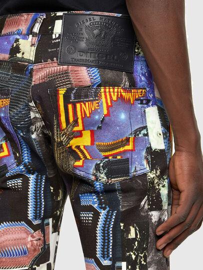 Diesel - D-Kras 009VB, Bunt - Jeans - Image 5