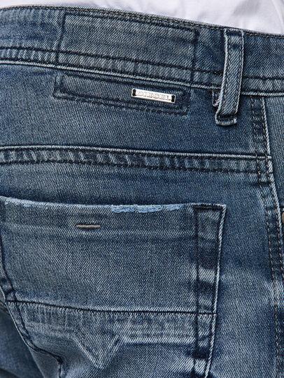 Diesel - Thommer 0853P, Mittelblau - Jeans - Image 4