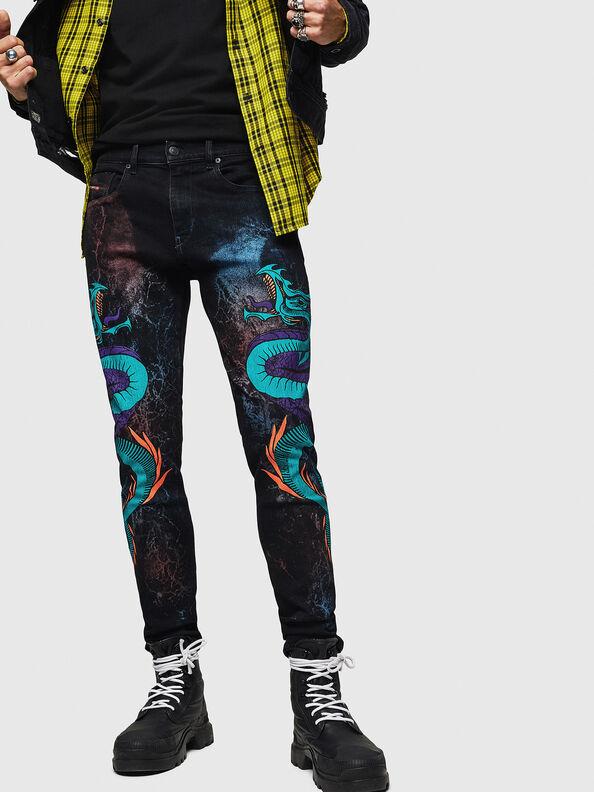D-Strukt 0093E,  - Jeans