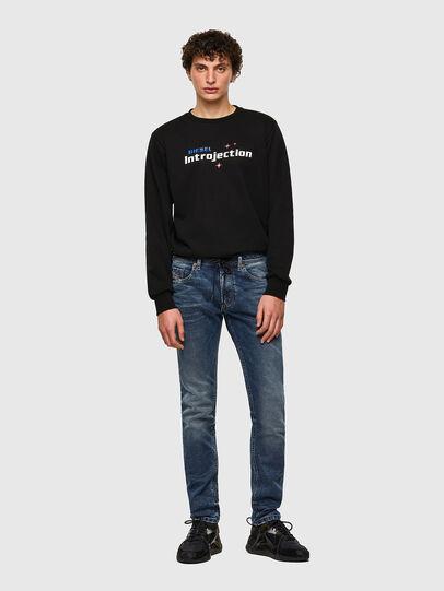 Diesel - Thommer JoggJeans® 069SR, Dunkelblau - Jeans - Image 5